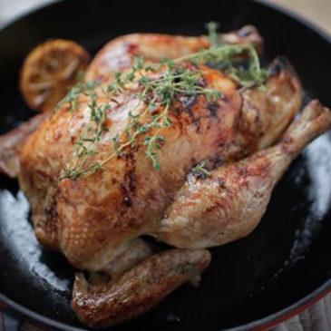 Roaring Roast Chicken
