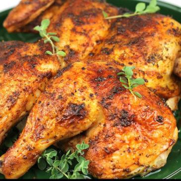 Lemon and Herb Chicken Flattie